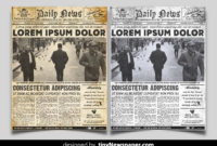 035 Old Newspaper Template Microsoft Word Ideas Free for Old Newspaper Template Word Free