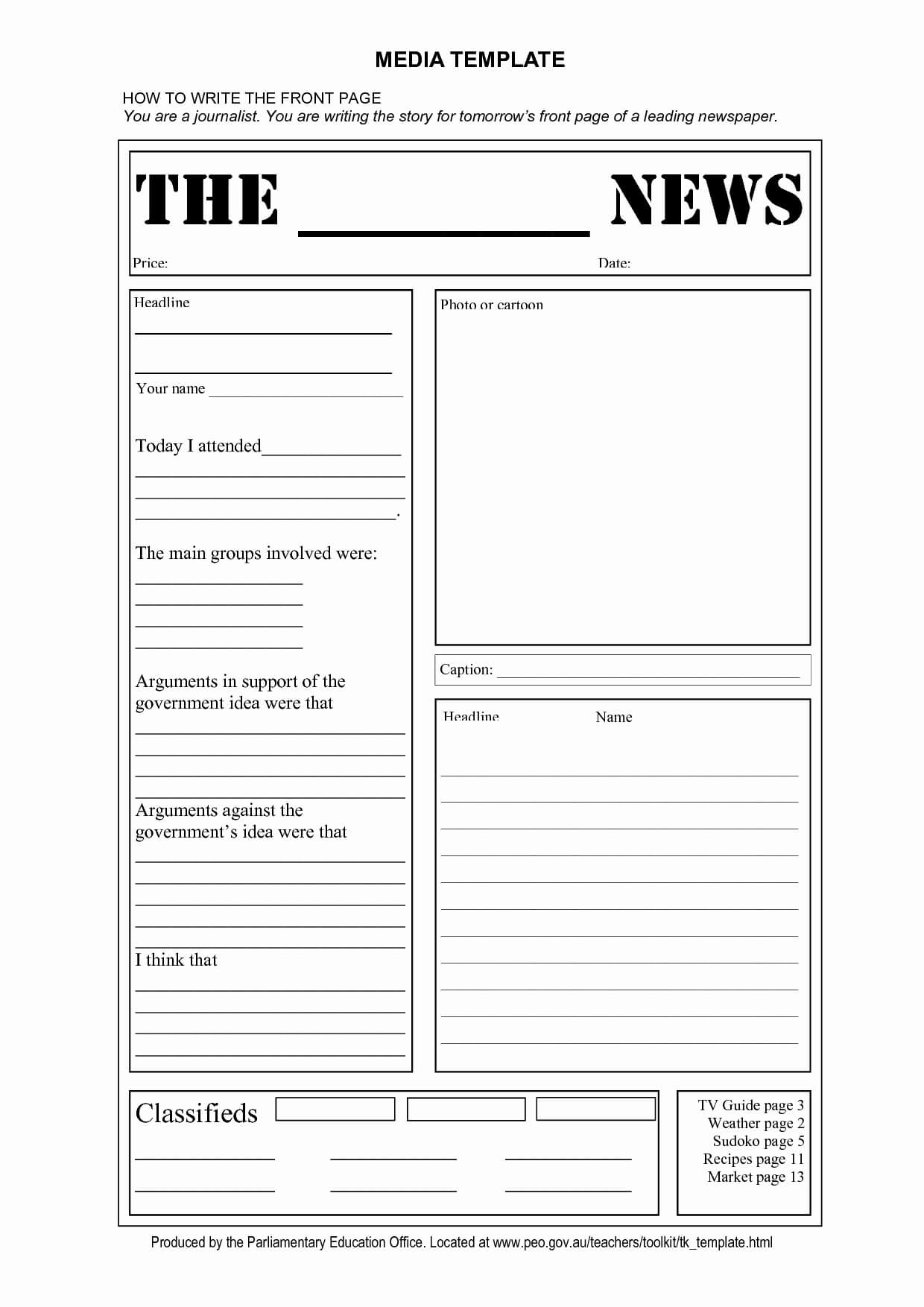 036 Newspaper Template Microsoft Word Blank Rare 2016 Ideas Regarding Blank Newspaper Template For Word