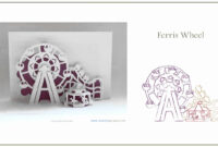 037 Pop Up Cards Templates Template Ideas Free Printable regarding Wedding Pop Up Card Template Free