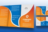 037 Tri Fold Brochure Template Free Download Ai Ideas intended for Brochure Templates Adobe Illustrator