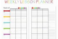 042 Template Ideas Lesson Plan Book Templates Incredible inside Teacher Plan Book Template Word