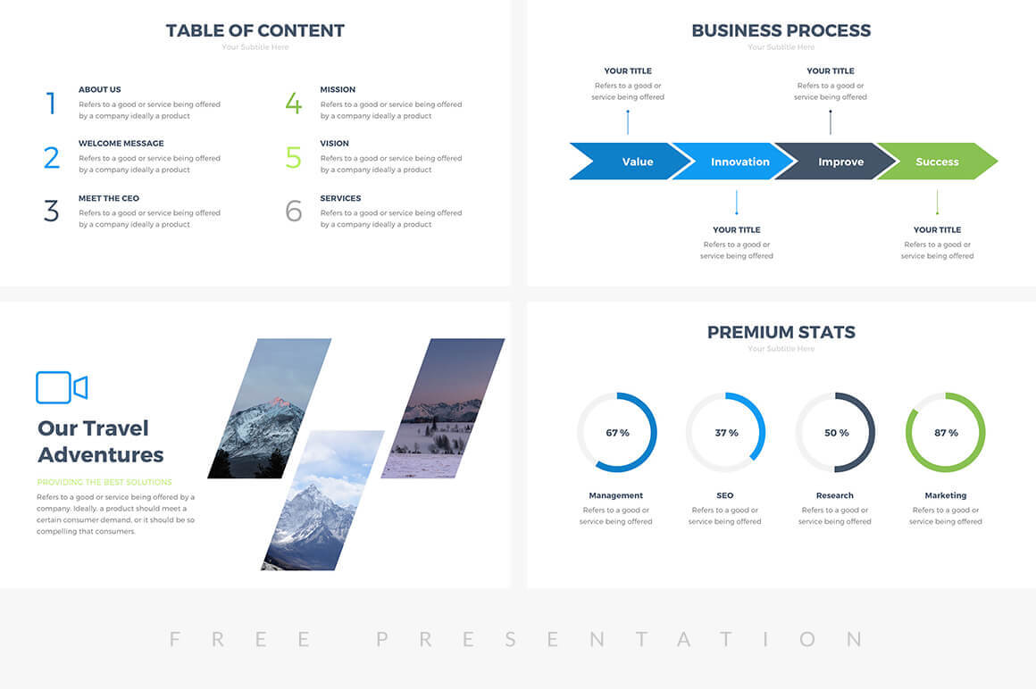 06063C Cool Free Powerpoint Templates | Wiring Resources Regarding Where Are Powerpoint Templates Stored