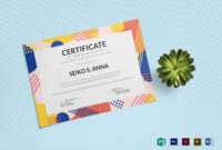 10+ Membership Certificate Templates   Free & Premium Templates intended for New Member Certificate Template