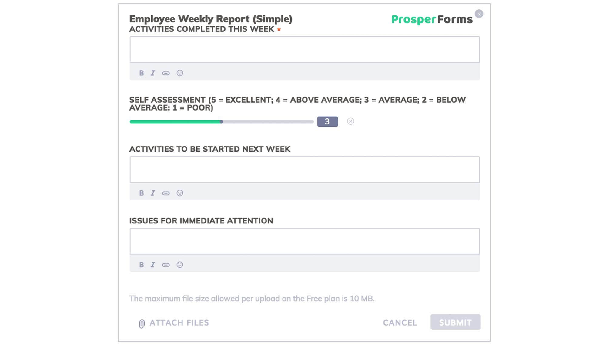 10 Outstanding Templates Of Weekly Reports   Free Download Intended For Ir Report Template