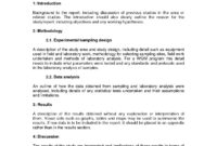 10+ Technical Report Writing Examples – Pdf | Examples throughout How To Write A Work Report Template