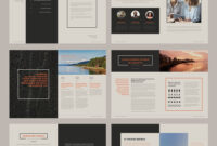 100 Best Indesign Brochure Templates in Brochure Templates Free Download Indesign