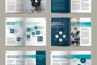 100 Best Indesign Brochure Templates throughout Brochure Template Indesign Free Download