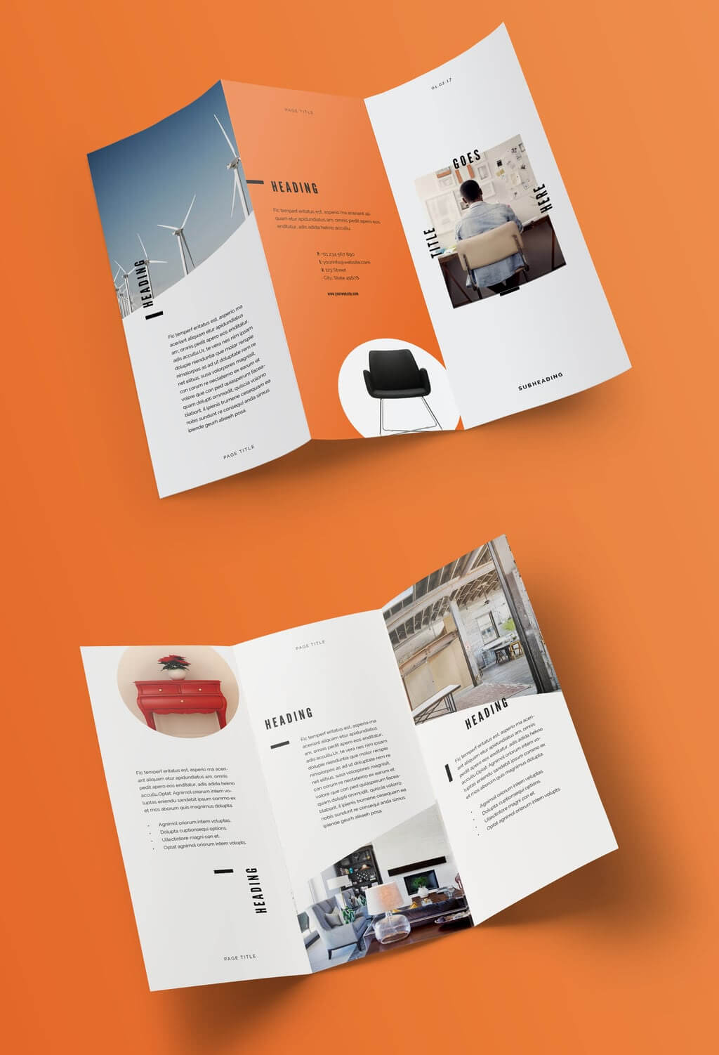 100 Best Indesign Brochure Templates Throughout Tri Fold Brochure Template Indesign Free Download