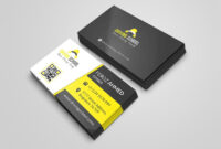 100 + Free Business Cards Templates Psd For 2019 – Syed throughout Name Card Design Template Psd