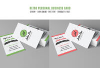 100 + Free Business Cards Templates Psd For 2019 – Syed with regard to Free Personal Business Card Templates