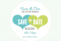 11 Free Save The Date Templates pertaining to Save The Date Powerpoint Template