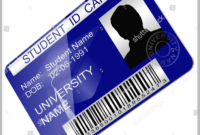 11+ Iconic Student Card Templates – Ai, Psd, Word | Free within Isic Card Template
