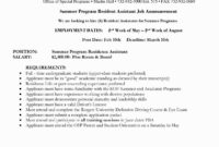 11 Rutgers Resume Template Ideas | Resume Ideas for Rutgers Powerpoint Template