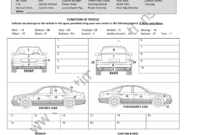 12+ Vehicle Condition Report Templates – Word Excel Samples with regard to Car Damage Report Template