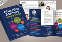 14 Marketing Brochure Design Template – Freedownload regarding Creative Brochure Templates Free Download