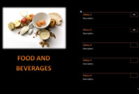 15 Free Restaurant And Cafe Menu Templates For Word throughout Free Cafe Menu Templates For Word