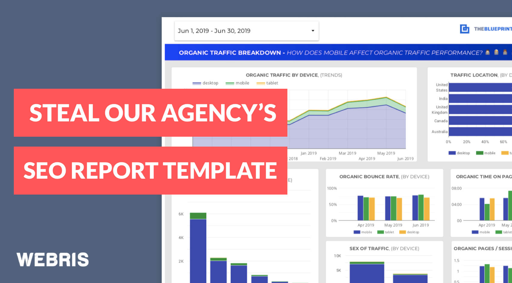 15 Free Seo Report Templates - Use Our Google Data Studio Inside Seo Report Template Download