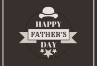 15+ Fun Father's Day Card Templates To Show Your Dad He's #1 with regard to Fathers Day Card Template