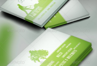 15+ Landscaping Business Card Templates – Word, Psd | Free regarding Gardening Business Cards Templates