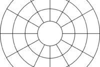15 Peerless Steps Color Wheel Template with Blank Color Wheel Template