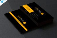 150+ Free Business Card Psd Templates regarding Free Business Card Templates In Psd Format