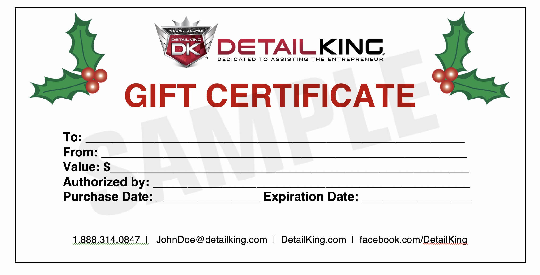 16 Personalized Auto Detailing Gift Certificate Templates Within Automotive Gift Certificate Template