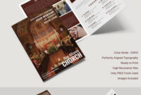16+ Popular Church Brochure Templates – Ai,psd, Docs, Pages Within Free Church Brochure Templates For Microsoft Word
