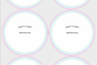 16 Printable Table Tent Templates And Cards ᐅ Template Lab with Reserved Cards For Tables Templates