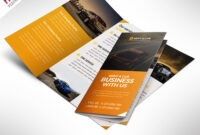 16 Tri-Fold Brochure Free Psd Templates: Grab, Edit & Print throughout 3 Fold Brochure Template Psd