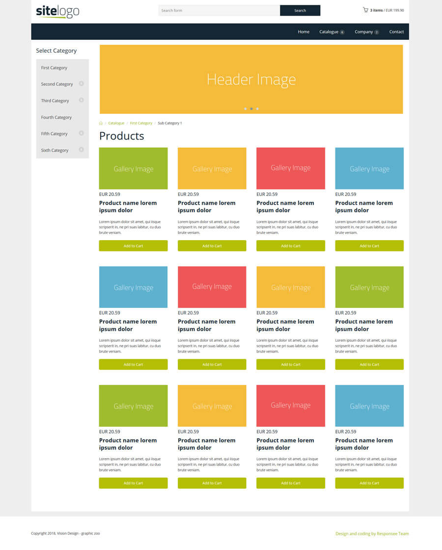 17 Free Amazing Responsive Business Website Templates In Blank Html Templates Free Download