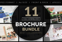 17+ Free Brochure Templates – Hotel, Corporate, Travel With Regard To Free Online Tri Fold Brochure Template