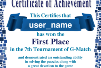1St Place Certificate Template | Business Plan Sample Uitm for First Place Certificate Template