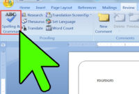 2 Easy Ways To Make A Booklet On Microsoft Word – Wikihow With Regard To How To Insert Template In Word