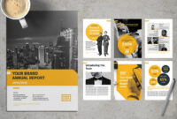 20+ Annual Report Templates (Word & Indesign) 2019 – Do A regarding Annual Report Template Word