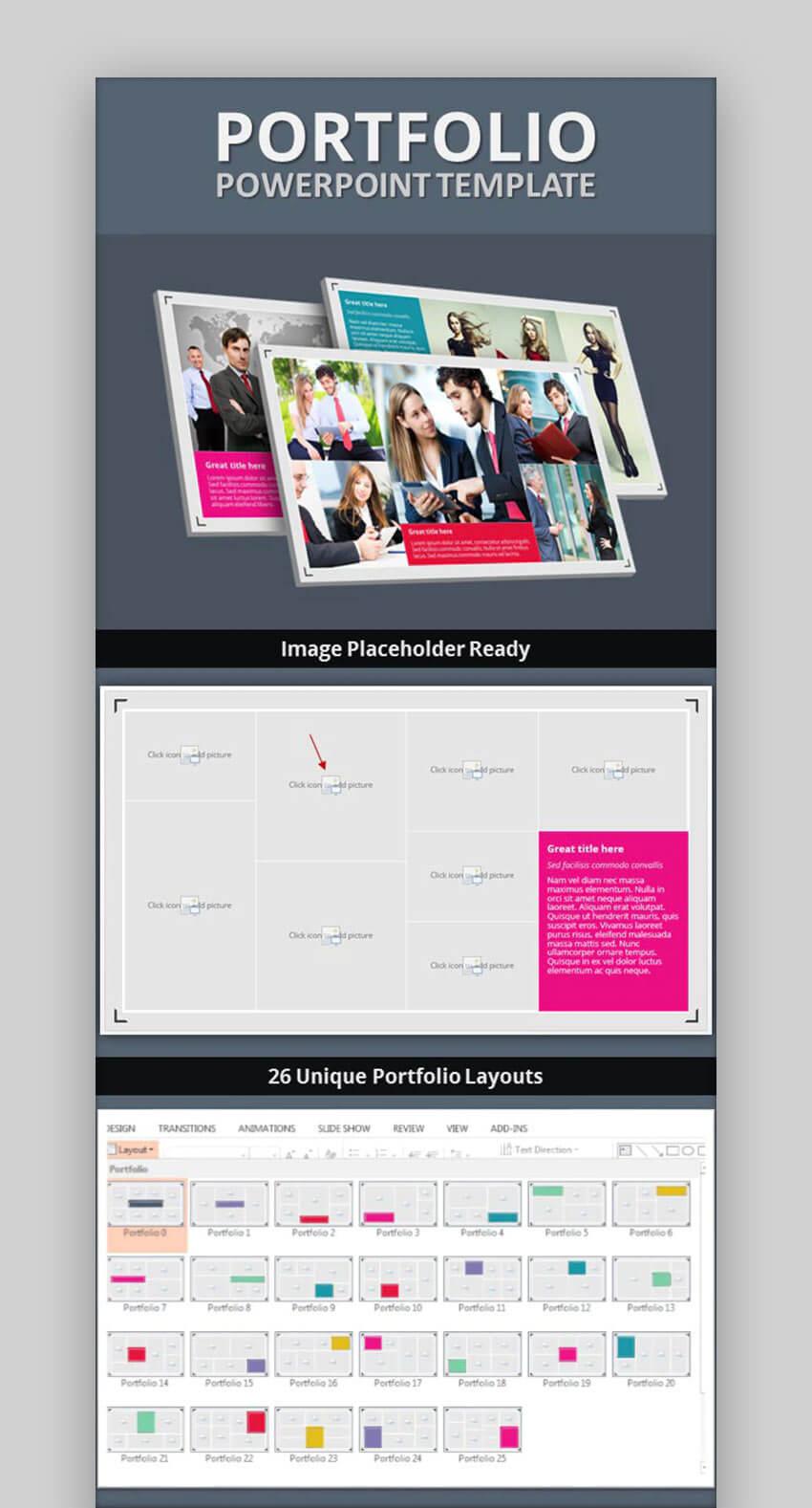 20 Best Free Powerpoint Photo Album & Ppt Slideshow For Powerpoint Photo Album Template
