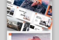 20 Best Free Powerpoint Photo Album & Ppt Slideshow inside Powerpoint Photo Slideshow Template