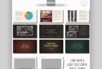 20 Best Free Powerpoint Photo Album & Ppt Slideshow With Powerpoint Photo Album Template