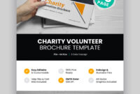 20 Best Professional Business Brochure Design Templates For 2019 within Volunteer Brochure Template