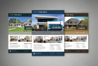 20+ Best Real Estate Flyer Templates 2020 – Creative Touchs pertaining to Real Estate Brochure Templates Psd Free Download