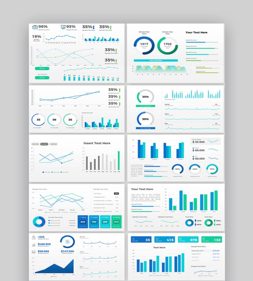 20 Best Sales Powerpoint Templates For 2019 Intended For Sales Report Template Powerpoint