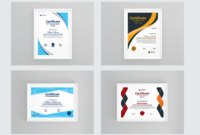 20 Certificate Certificate Template #66237 | Certificate inside Small Certificate Template