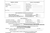 20+ Police Report Template & Examples [Fake / Real] ᐅ pertaining to Crime Scene Report Template