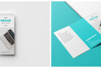 20+ Professional Trifold Brochure Templates, Tips & Examples regarding Three Panel Brochure Template