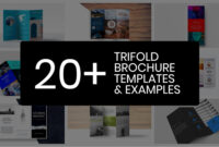 20+ Professional Trifold Brochure Templates, Tips & Examples Throughout Free Online Tri Fold Brochure Template