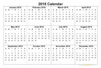 2015 2020 Calendar Template – Forza.mbiconsultingltd inside Powerpoint Calendar Template 2015