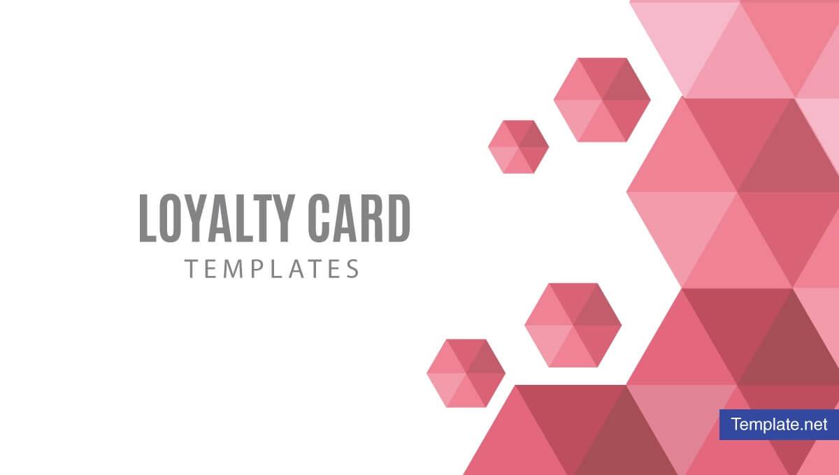 22+ Loyalty Card Designs & Templates - Psd, Ai, Indesign Inside Loyalty Card Design Template