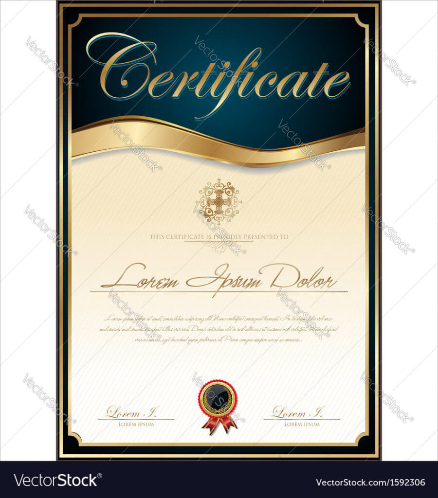 23 High Res Certificates | Certificate Templates In High Resolution Certificate Template