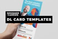 24+ Dl Card Templates For Photoshop & Illustrator inside Dl Card Template
