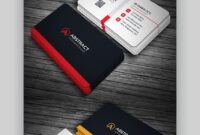 24 Premium Business Card Templates (In Photoshop throughout Photoshop Cs6 Business Card Template