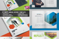 25+ Best Annual Report Templates – With Creative Indesign for Free Indesign Report Templates